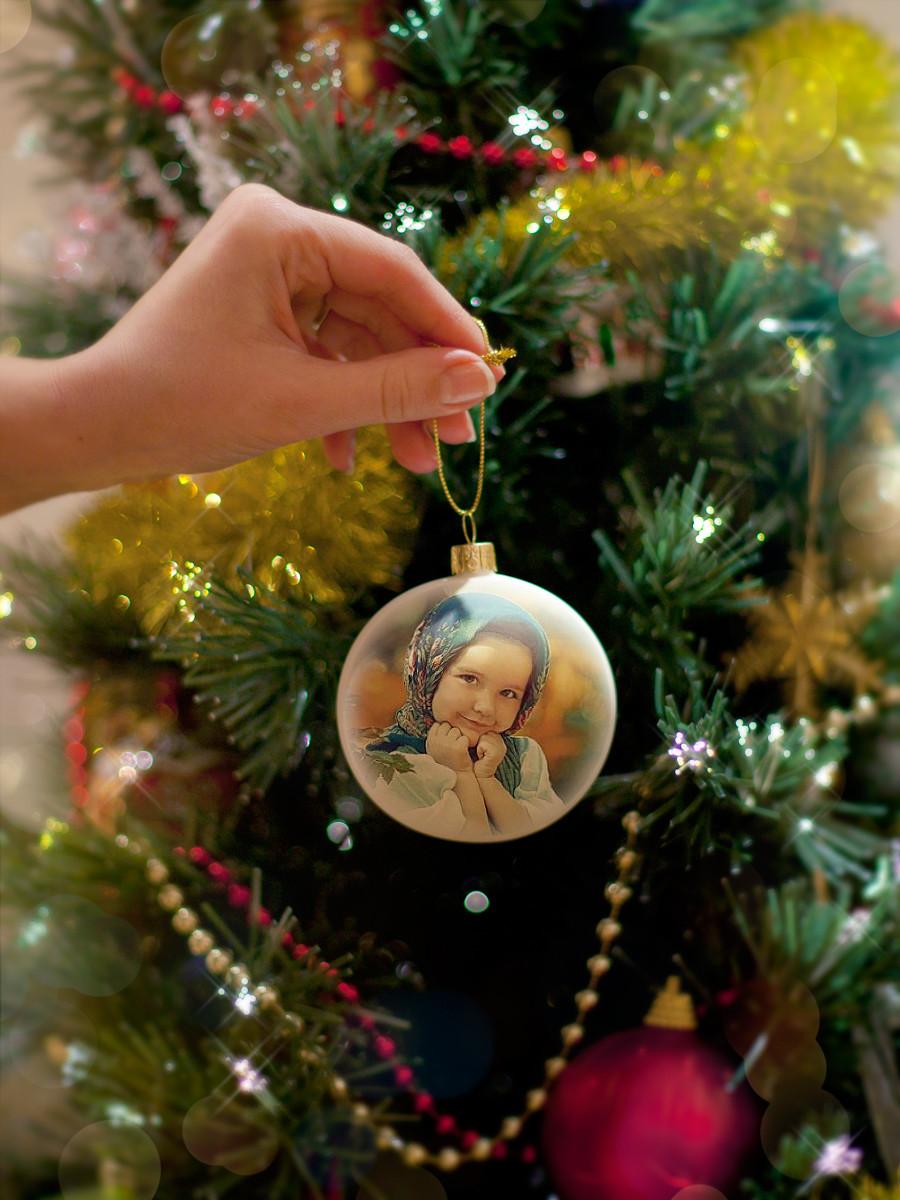 قاب عکس زیبای کریسمس
