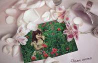 فون و قاب عکس رمانتیک گل