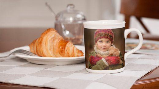 قاب عکس فنجان قهوه