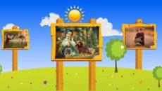 سفارش تدوین و میکس ویدیو کلیپ و گالری عکس کودکانه Happy Children