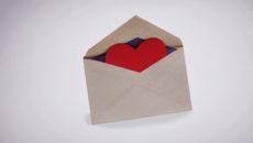 سفارش تدوین ویدیو کلیپ پاکت نامه عاشقانه