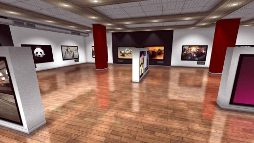 گالری نمایشگاه عکس