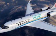 ویدیو کلیپ تیزر حرفه ای هواپیمای مسافربری