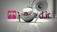 تیزر نمایش لوگو ربات های بازیگوش 2