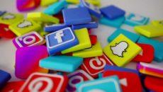 آرم استیشن و تیزر رسانه های اجتماعی ، اینستاگرام ، فیسبوک ، توییتر و یوتیوب