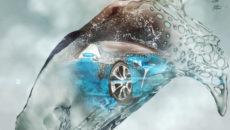 آلبوم و گالری تصاویر فانتزی امواج آب