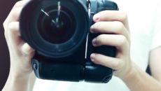 تیزر و آرم استیشن فوتوگرافر و دوربین عکاسی 2